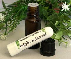 Sniffles & Sneezes Inhaler