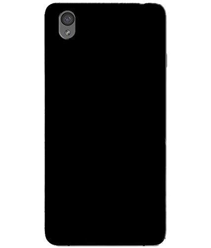 Oppo A37 Back Cover Soft - Black