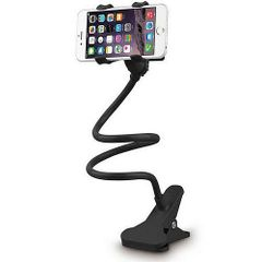 Generic Lazy Mobile Bed Stand Holder For Your Bed Desk Table Multipurpose Mobile Desk Stand Metal