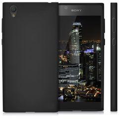 Sony Xperia L1 Back Cover Soft - Black