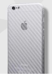 Iphone 6 Back Tempered - Skin Soft Transparent