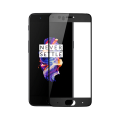 One Plus 5 Full Tempered Glass