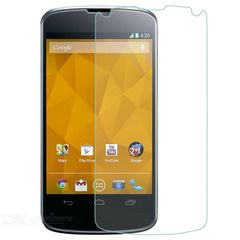 Google Nexus 4 Tempered Glass 0.3 mm
