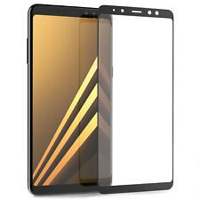 Samsung A8 Plus 3D Tempered Full Glass