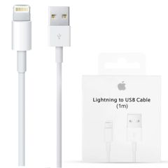 Apple USB To Lightning Cable 1Metre
