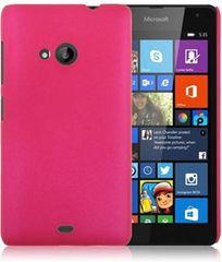 Microsoft Lumia 535 Mobile Back Cover Soft - Pink