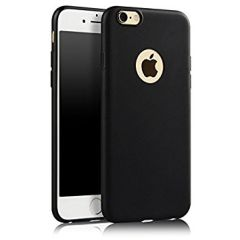 Iphone 6 Back Cover Soft - Black