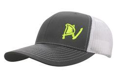 PV Charcoal / White Hat