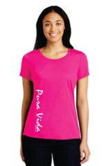Pink Classic Short Sleeve