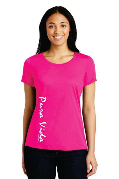 Pink Classic Short Sleeve