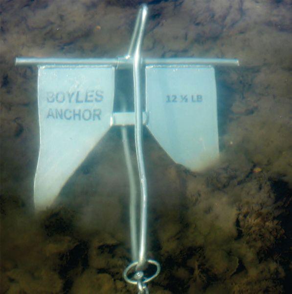 Boyles Anchor