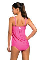 Rosy 2pcs Swing Tankini Swimsuit