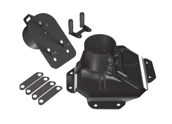 TeraFlex JK ALPHA HD ADJUSTABLE SPARE TIRE MOUNTING KIT 4838130