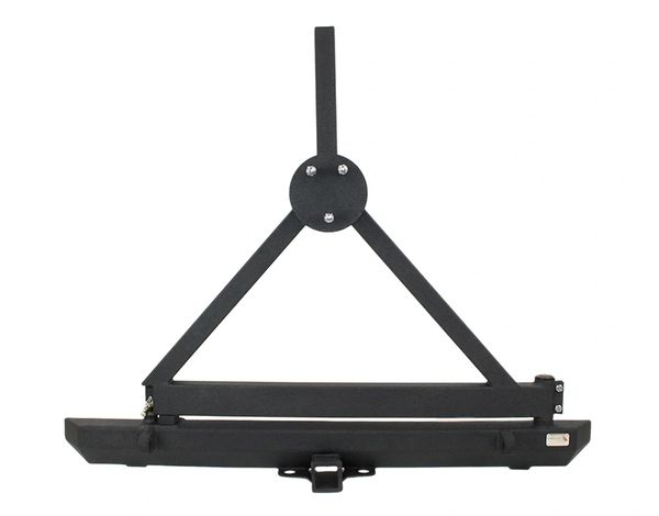 Fishbone offroad TJ Rear Bumper Accepts Tire Carrier