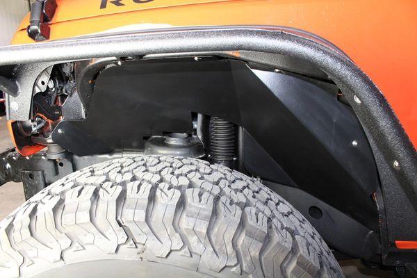 Fishbone offroad JK Inner Fenders - Aluminum