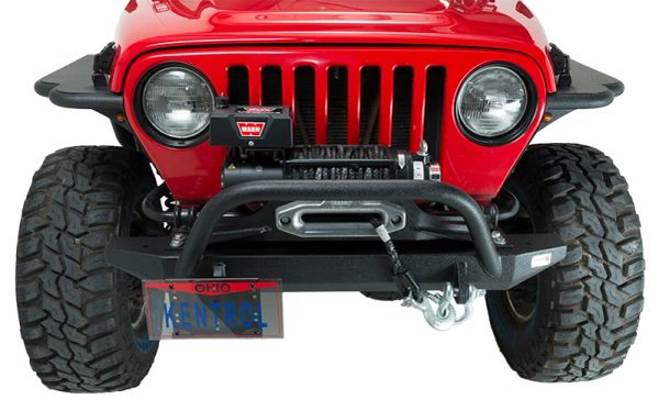 Kentrol Shackle Mounted License Plate Bracket