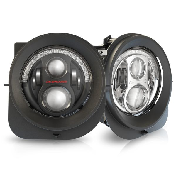 JW Speaker 8700 Evolution 2R – Jeep Renegade LED Headlights 0553623
