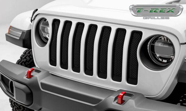 T-rex 2018 Jeep Wrangler JL - Sport Series - Formed Mesh Grille 46493