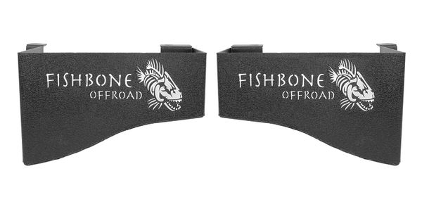 Fishbone Offroad Jeep Wheel Well Storage Bins