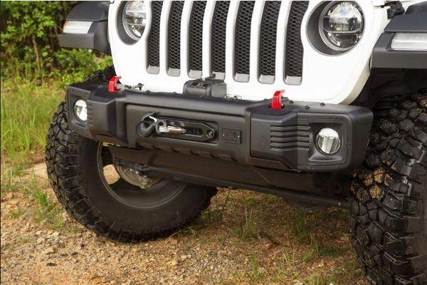 Rugged Ridge Spartacus Stubby Bumper Jeep Wrangler JL/JLU 11544.24