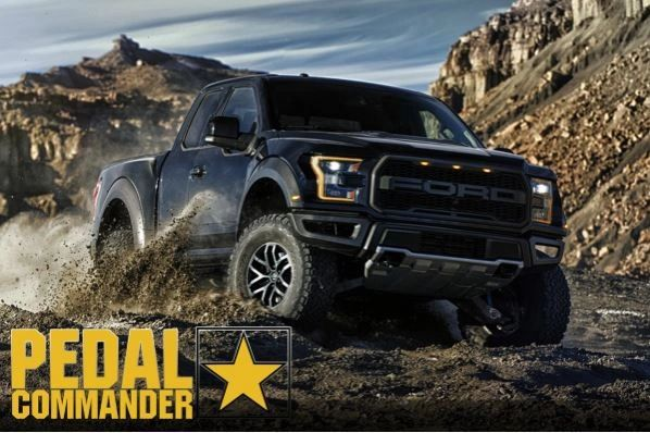Pedal Commander 2011-2018 Ford