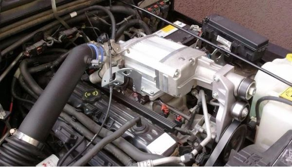 JEEP TJ 4.0 L V6 SUPERCHARGER WITH TUNER