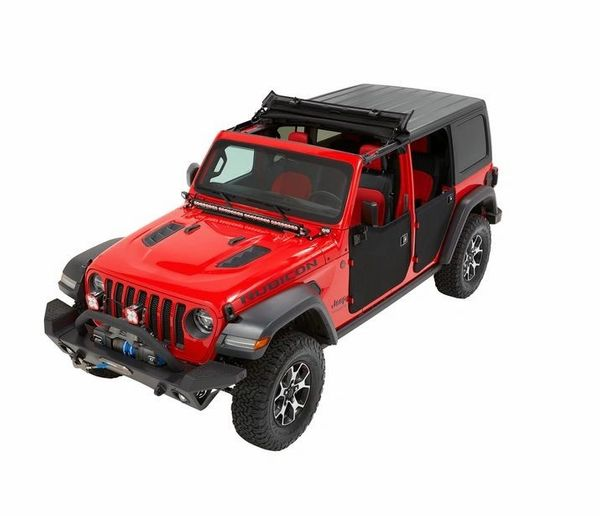 Bestop Sunrider for Hardtop 2018 Jeep Wrangler JL