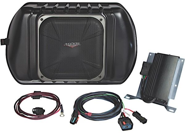 KICKER Subwoofer upgrade kit 11-c Jeep Wrangler SWRA411
