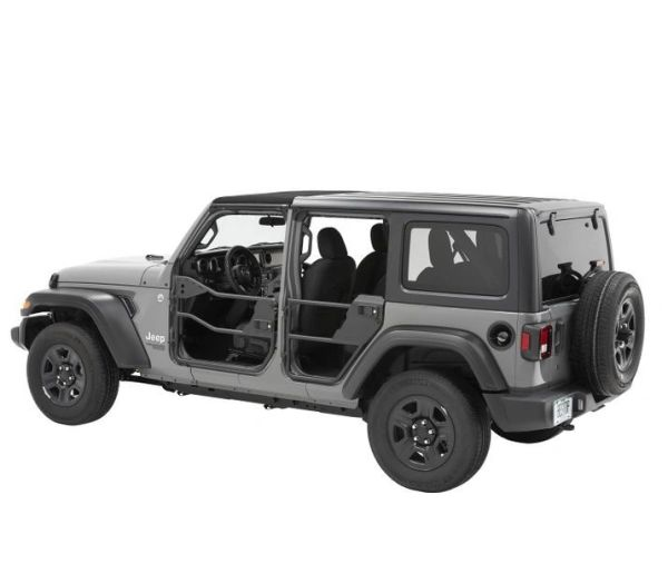 Bestop ELEMENT DOORS FOR 2018-CURRENT WRANGLER JL 2DR & 4DR AND JEEP GLADIATOR JT