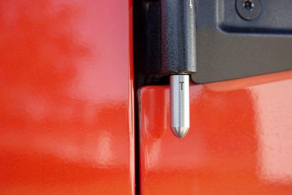 Jeep Door Alignment Pins TJ/JK/JL/JT