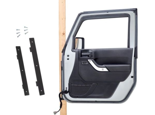 Rampage Jeep wrangler Door Keepers 86621