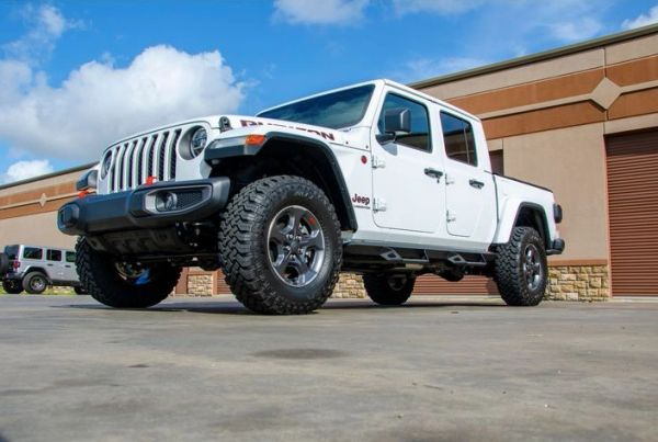 N-FAB EPYX STEP SYSTEM Jeep Gladiator JT 2020-current