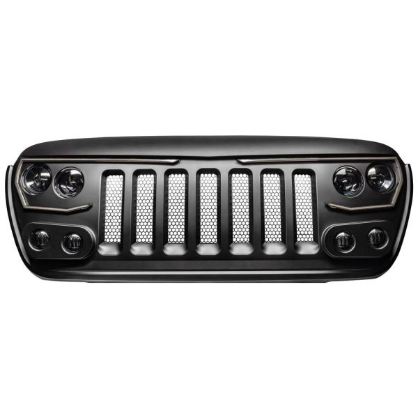 ORACLE Lighting Vector™ Series Grille for the Jeep Wrangler JL and Gladiator JT