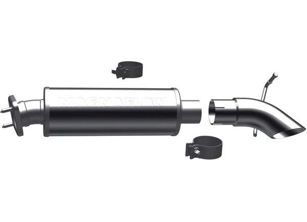 Magnaflow Exhaust System 00-06 JEEP WRANGLER 4/6 CYL OFF ROAD PRO SERIES 17122
