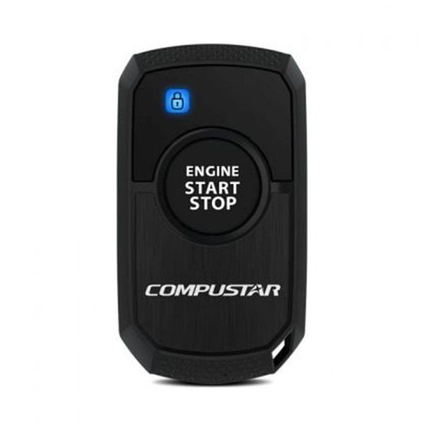Compustar 1000' Remote Start Programed for Jeep Wrangler 2007-2018