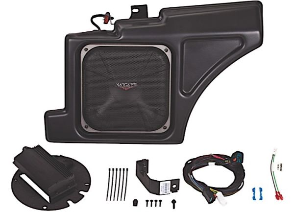 Kicker KICSCHAL08 POWERED SUBWOOFER UPGRADE KIT 08-14 CHALLENGER