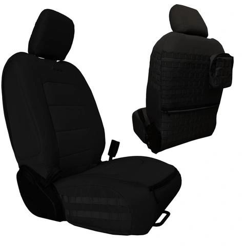 BARTACT MIL-SPEC JEEP WRANGLER JL 18-20 Front SEAT COVERS 4-DOOR ONLY (pair)