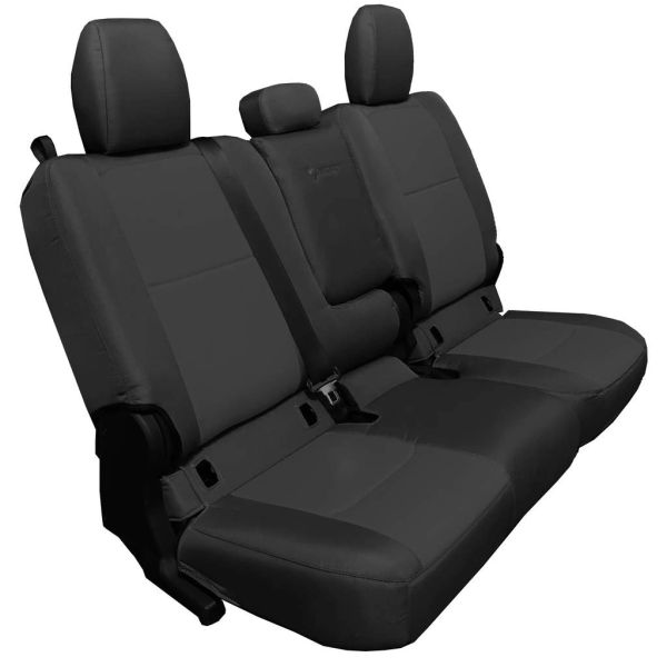 JEEP GLADIATOR BARTACT TACTICAL 4 DOOR BENCH SEAT COVERS 2020-CURRENT