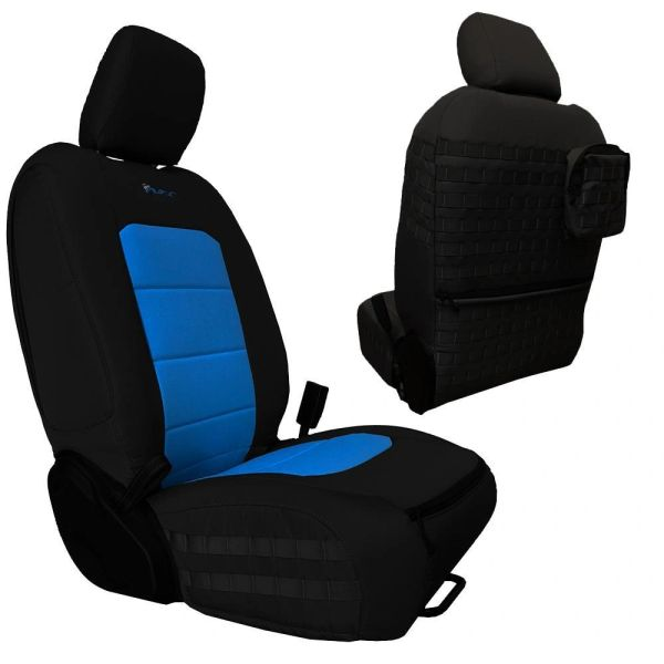 JEEP GLADIATOR JT BARTACT TACTICAL 4 DOOR SEAT COVERS FRONT PAIR 2020-CURRENT