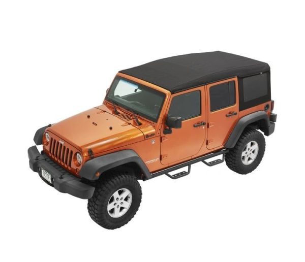 BESTOP Supertop Ultra Soft Top Jeep Wrangler JKU 2007-2018 5472417
