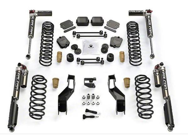 Teraflex 3.50-Inch Sport S/T3 Suspension Lift Kit with Falcon 3.3 Shocks (18-20 Jeep Wrangler JL 4 Door)