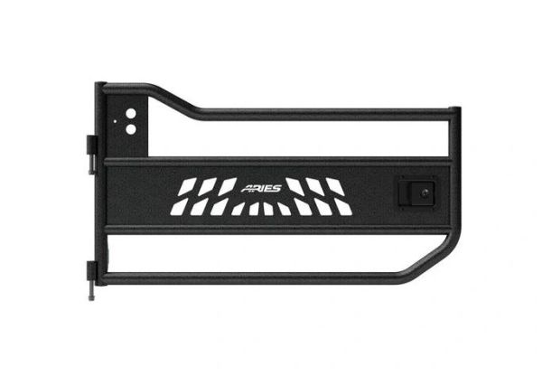 Aries Tube Doors 18-C Jeep WRANGLER JL 2500200/1500200