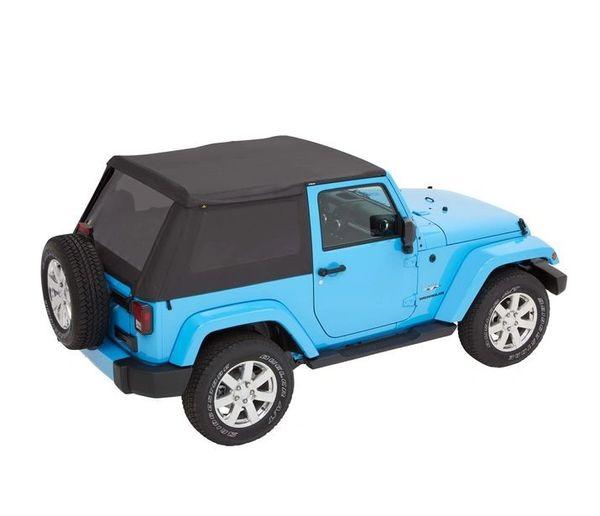 TREKTOP™ SOFT TOP Jeep Wrangler JK 2DR 5685235 5685217