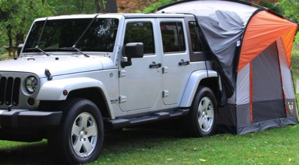 Rightline SUV Jeep Camping Tent RLG110907