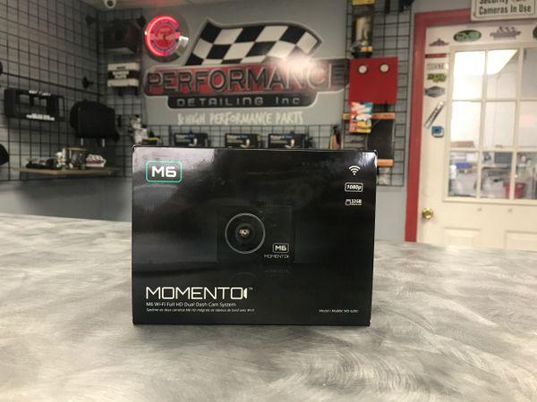 Momento Duel Dash Cam M6 md-6200