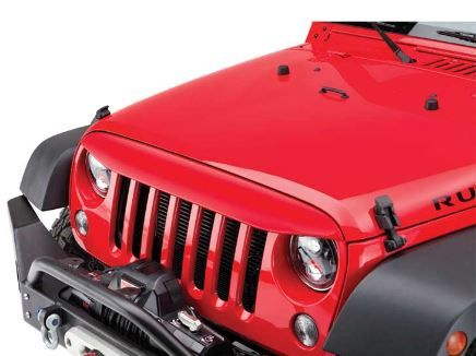 Undercover Nighthawk Light Brow Jeep Wrangler 07-18 JK/JKU