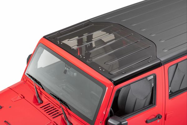 Clearlidz CL300 Front Hardtop Panel for 07-18 JK 18-21 Jeep Wrangler JL and 20-21 Gladiator JT