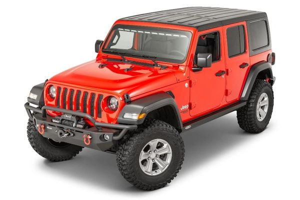 "Quadratec LED Interior Mount 50"" Stealth Light Bar 1-Piece for 18-21 Jeep Wrangler JL & Gladiator JT"