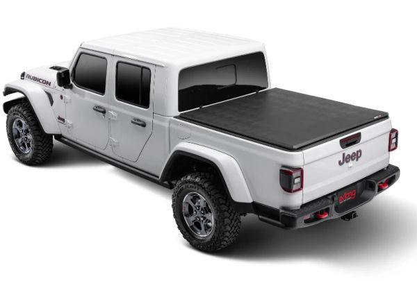 Extang 92895 Trifecta 2.0 Tri-Fold Soft Bed Cover for 20-C Jeep Gladiator JT