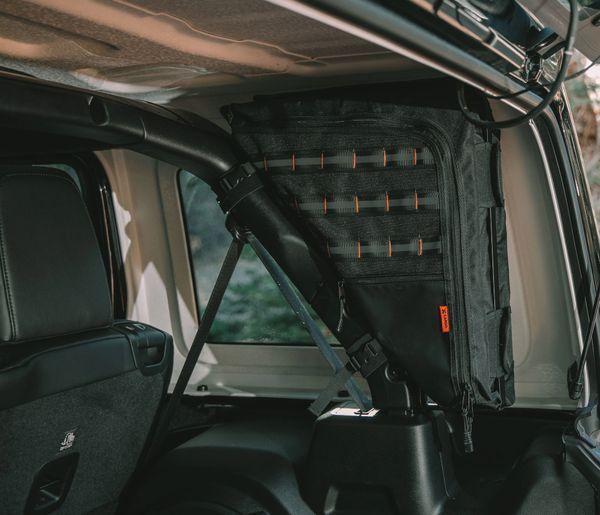 XG Cargo Gama Sportsbar Storage Bags for 07-18 Jeep Wrangler JK Unlimited 4-Door